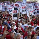 Downtown Las Vegas Prepares for Casino Worker Strike