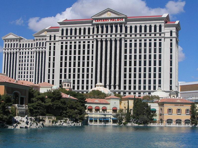 Caesars Entertainment New York casino license
