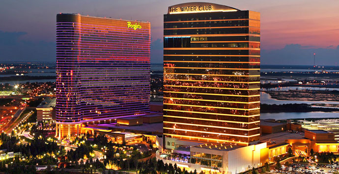 Borgata Atlantic City New Jersey online gambling
