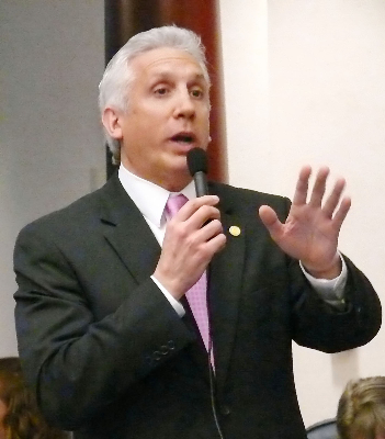 NCLGS President James Waldman