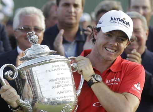 Rory McIlroy PGA Masters 2014