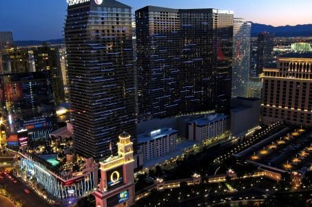 Cosmopolitan Casino Las Vegas James Packer Crown resorts