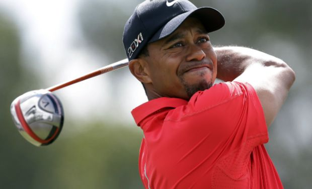 Tiger Woods PGA Masters 2014