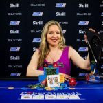 Victoria Coren Mitchell First Repeat EPT Champion
