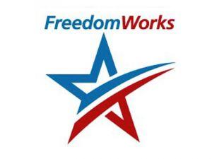 Freedom Works libertarian federal online gambling ban