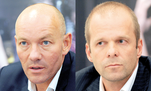 Manfred Bodner and Norbert Teufelberger Bwin French gaming