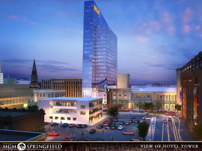 MGM Springfield Springfield, Massachusetts