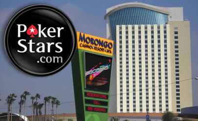 PokerStars Morongo California igaming