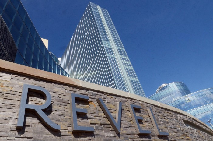 Revel Atlantic City casino fines