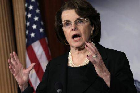Senator Dianne Feinstein California federal online gambling