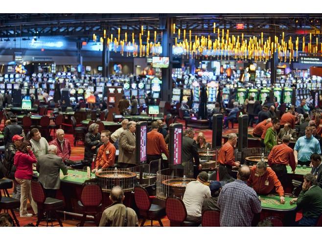 Pennsylvania table games Sands Bethlehem