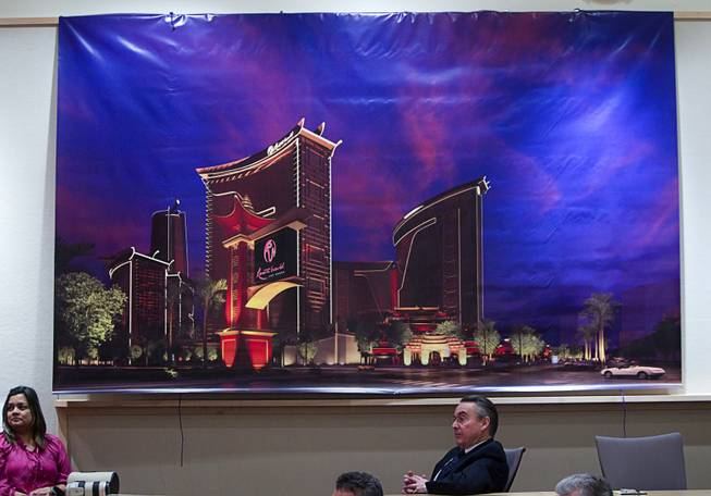 Genting Resorts World Las Vegas Nevada Gaming regulators
