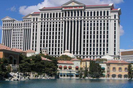 Caesars Entertainment debt