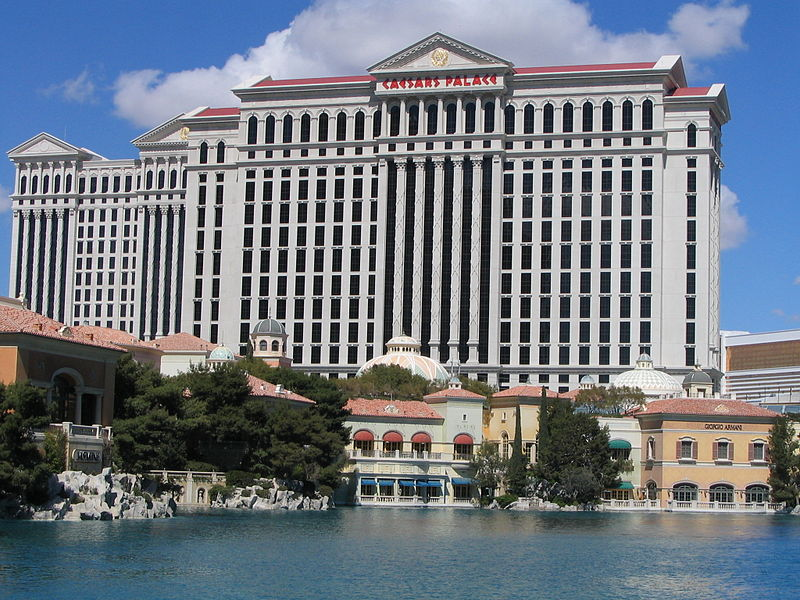 Caesars Entertainment debt
