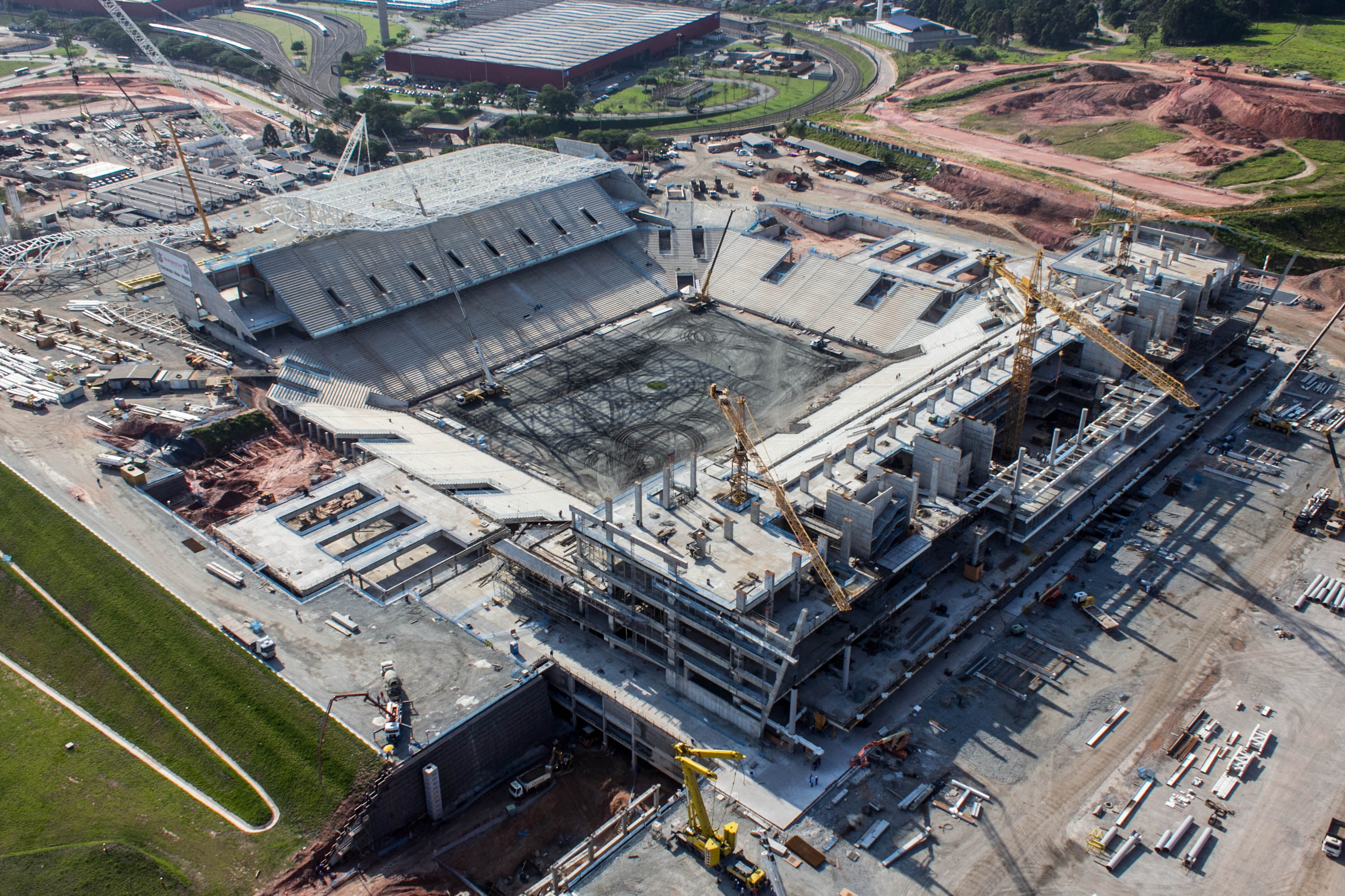 Arena Corinthians World Cup 2014 Brazil