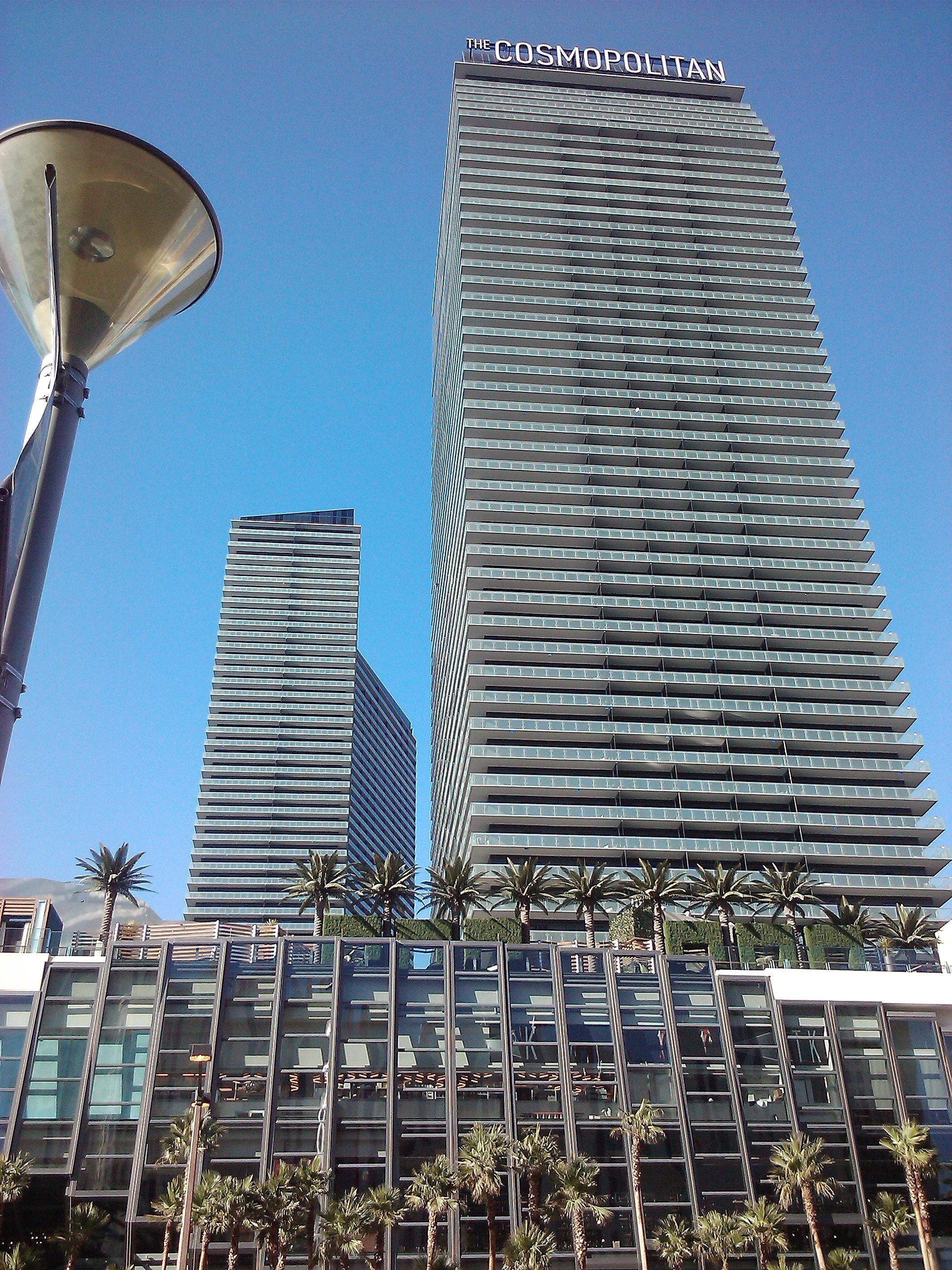 Las Vegas Gambling Casino Overview The Cosmopolitan