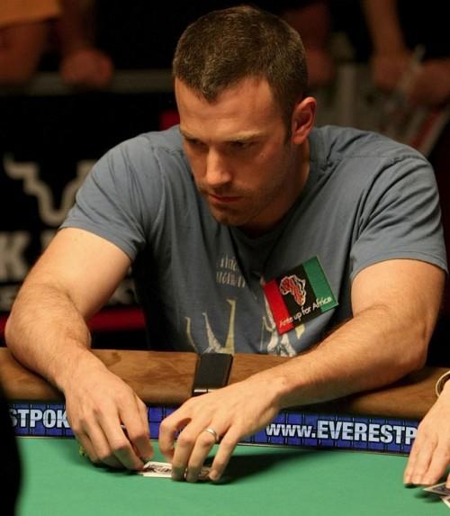 Ben Affleck blackjack card counting