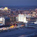 Atlantic City New Jersey online gambling revenue drop