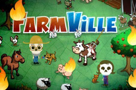 Social gaming Farmville