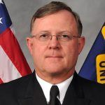 Navy Rear Admiral Timothy Giardina Found Guilty of Gambling Charges