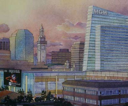 MGM Massachusetts casino law