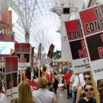 Downtown Las Vegas Casino Workers Set to Strike June 1