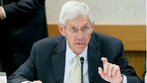 Pennsylvania State Senator Edwin Erickson
