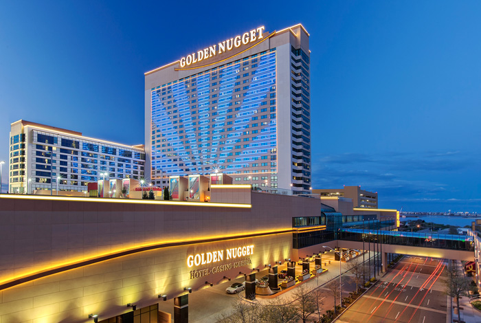 Golden Nugget, New Jersey, Atlantic City