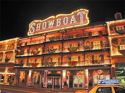 Showboat, Caesars Entertainment, Atlantic City, New Jersey