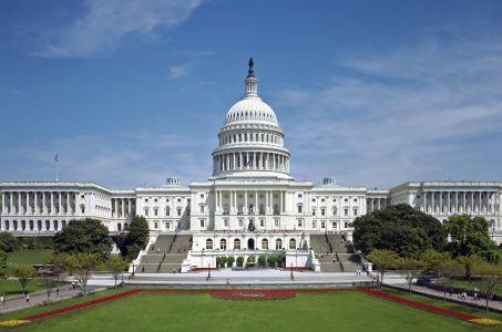 US Capitol Congress federal online poker bill