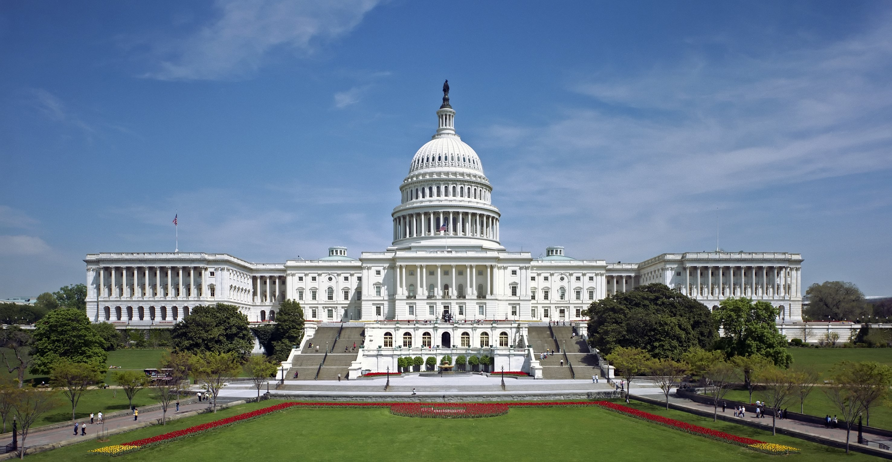 US Capitol Congress federal online poker bill
