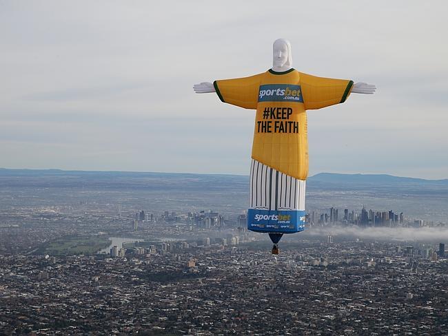 Christ the Redeemer, Brazil, Rio de Janeiro, World Cup 2014, Sportsbet