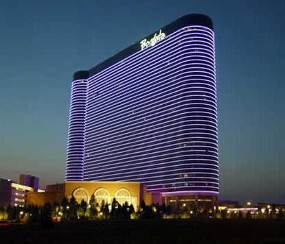 Borgata, Atlantic City casinos, New Jersey, May revenues