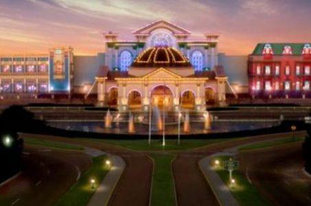 Harrah's Tunica Caesars Entertainment