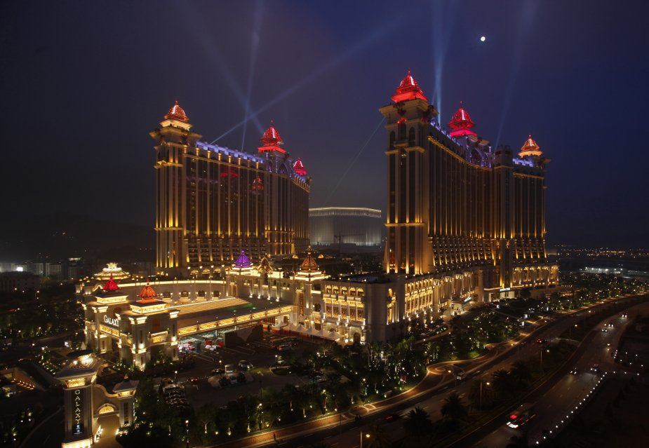 Macau, 2014 World Cup, illegal sports betting