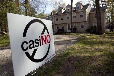 Massachusetts casinos, Anti-casino sentiment