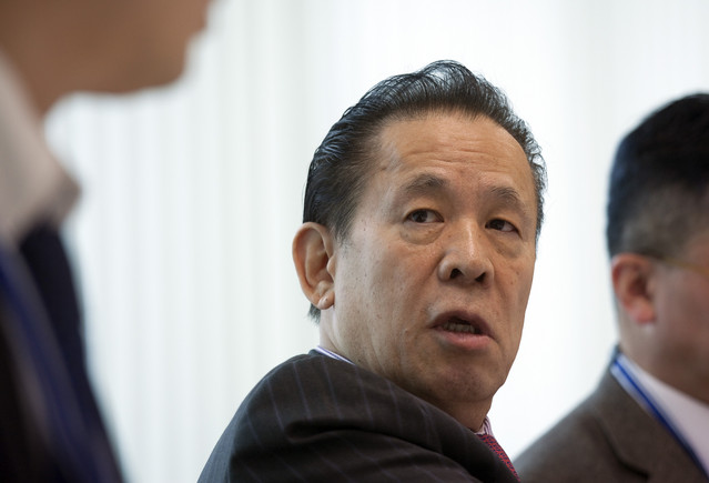 Kazuo Okada Universal Entertainment