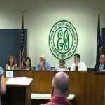 The proposed New York casino project was endorsed unanimously by the East Greenbush Town Board.
