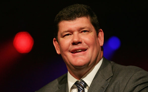James Packer has received r egulatory approvals for his Barangaroo casino project in Sydney.