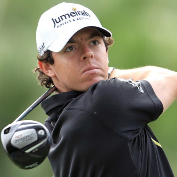 Rory McIlroy's father and two friends won big when he won the British Open on Sunday.
