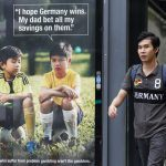 Singapore Anti-Gambling Campaign Goes Viral with Germany Win