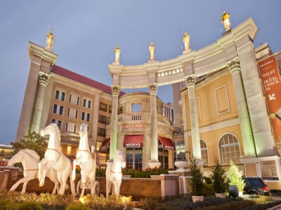 More than $180,000 was stolen from Caesars Atlantic City by two unidentified thieves.