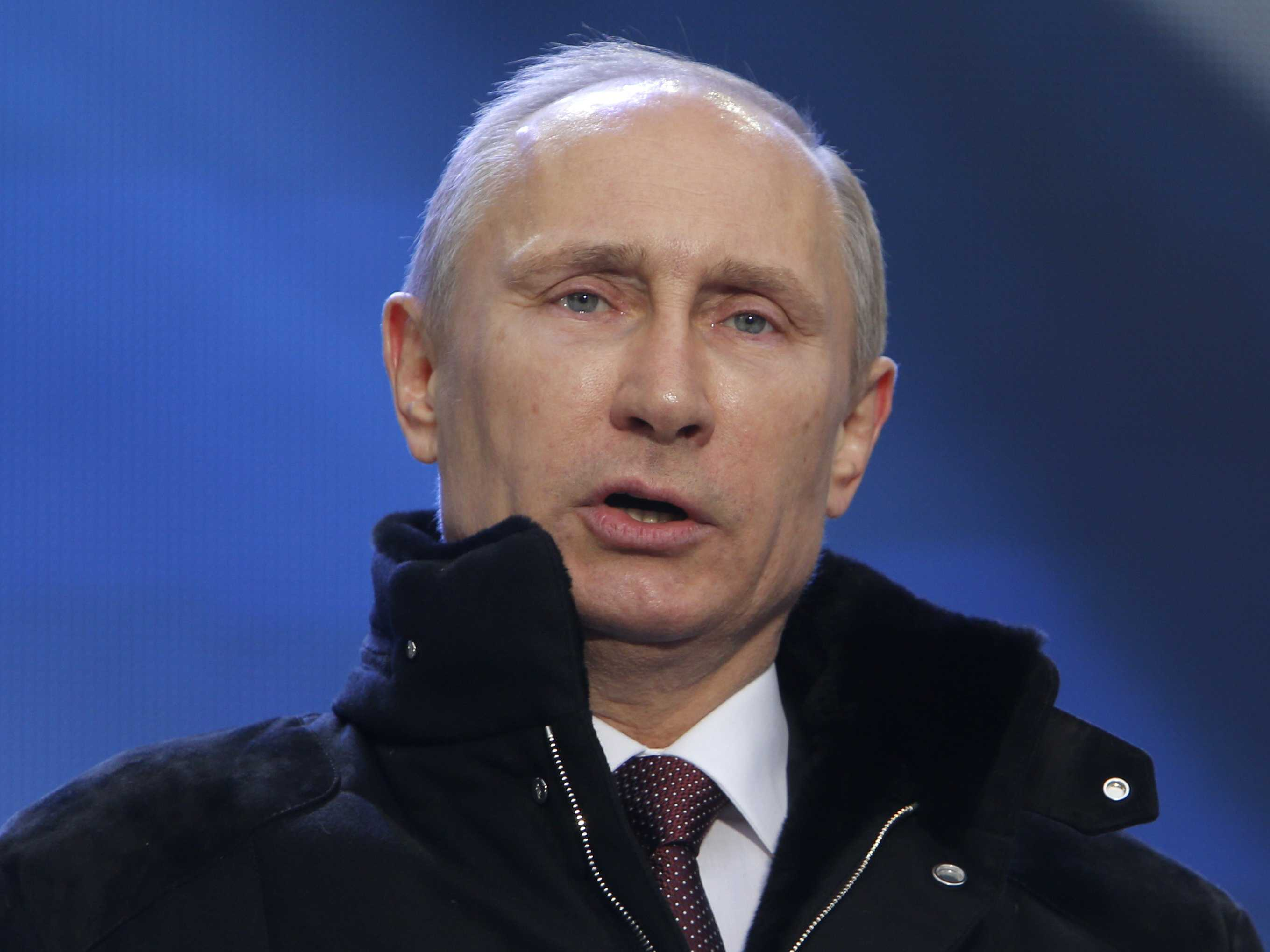 Russia's Vladimir Putin to create gambling zone in Crimea despite ongoing Ukrainian crisis.