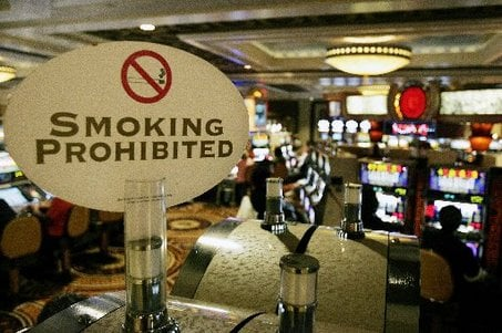 Some analysts believe Nevada could soon ban smoking on casino floors.
