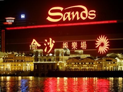 Las Vegas Sands Corporation, trademark infringement