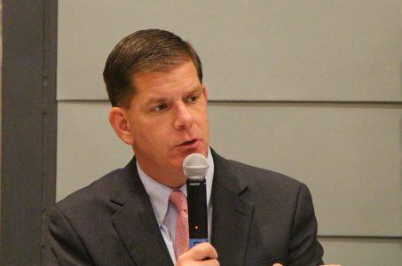 Boston mayor, Marty Walsh, Massachusetts, casino licenses