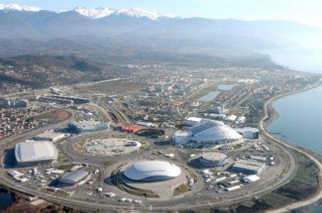 Russia, Sochi, Crimea, gambling zones
