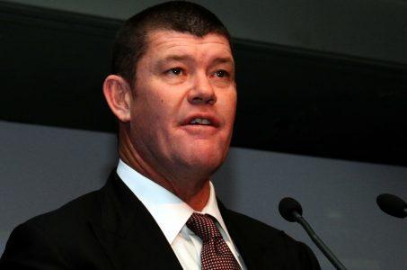 Australian casino mogul James Packer