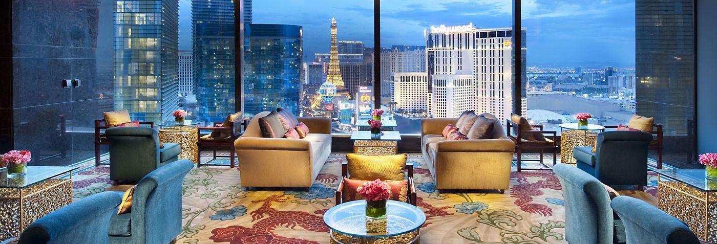 Las Vegas bounces back