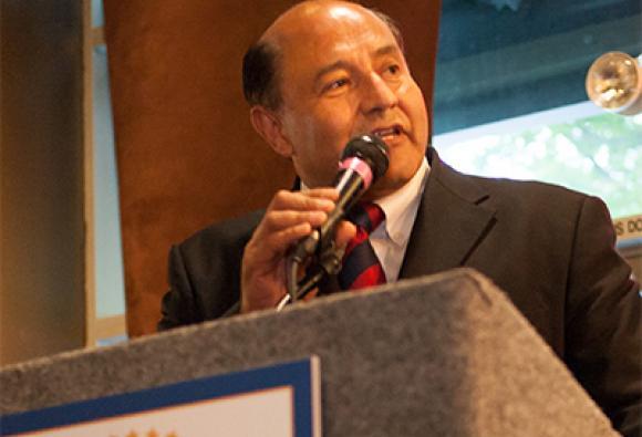 California State Senator Lou Correa